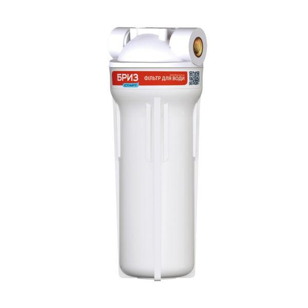 Фильтр механической очистки Бриз Старт 1'' (крепление + шурупы+ключ+РР)