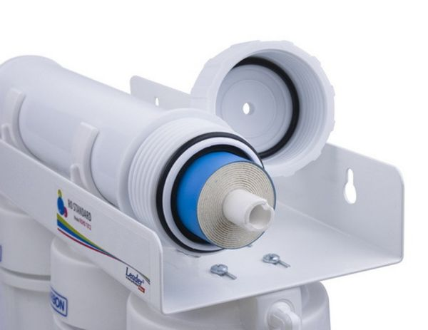 Фильтр обратного осмоса с минерализацией Leader Standart RO-6 МТ18