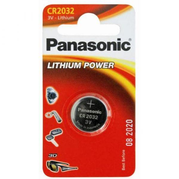 Элемент питания Panasonic CR2032