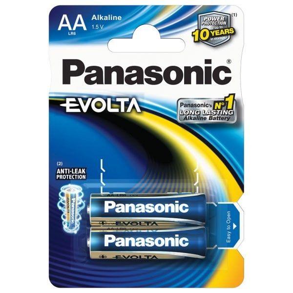 Panasonic Evolta Alkaline LR6 АА