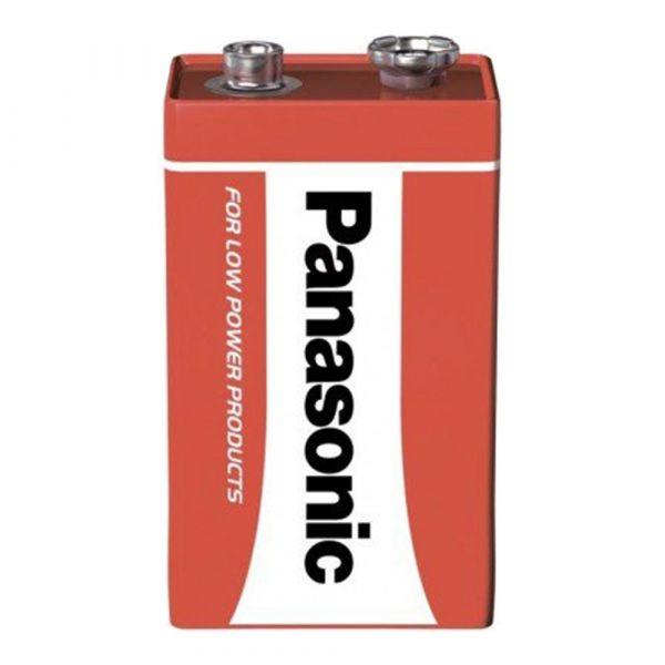 Элемент питания Panasonic RED Zink 6F22