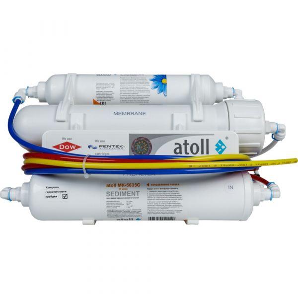 Фильтр обратного осмоса Atoll A-450 STD Compact