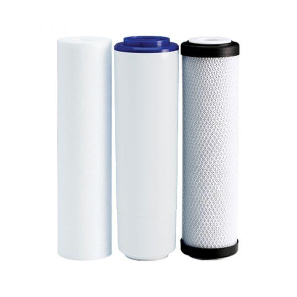 Комплект картриджей Ecosoft для тройного фильтра