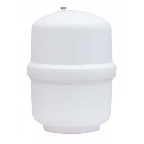 Пластиковый бак для фильтров обратного осмоса Ecosoft 12 л