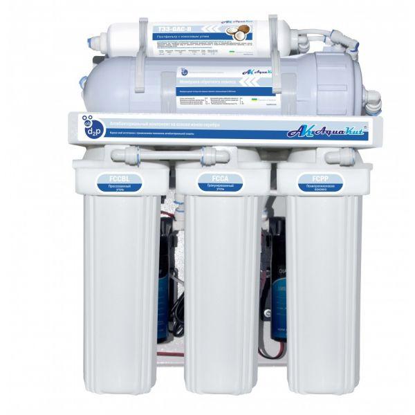 Осмос высокой производительности AquaKut 400 G RO-5 P01 new