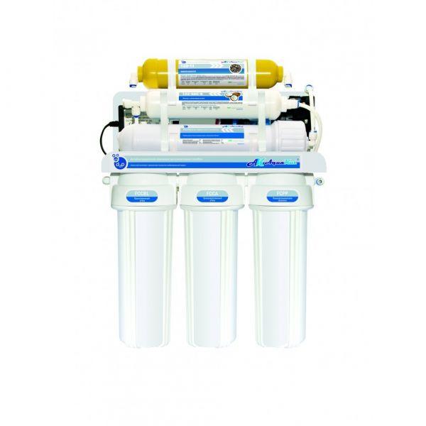 Фильтр обратного осмоса с минерализатором и помпой AquaKut 50G RO-6 ARА-02