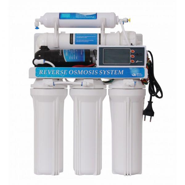 Фильтр обратного осмоса с помпой AquaKut 50G RO-5 С01