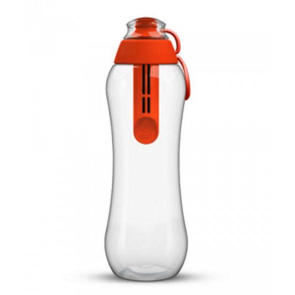 Dafi Filtering Bottle 0,7 красная