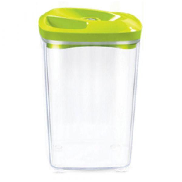 Вакуумный контейнер Dafi 1,3 л селадон