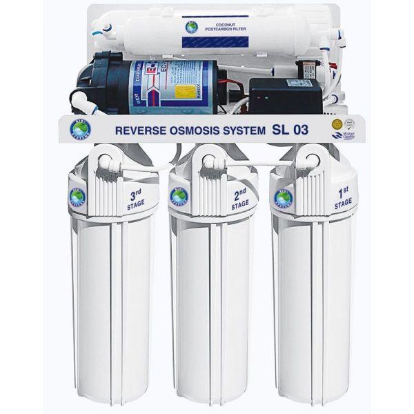 Фильтр обратного осмоса BIO+systems RO-50-SL03-NEW