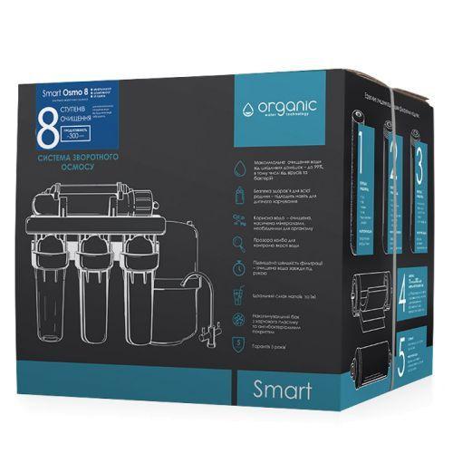 Фильтр обратного осмоса Organic Smart Osmo 8