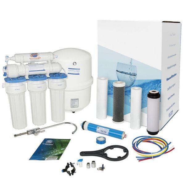 Фильтр обратного осмоса Aquafilter RO5