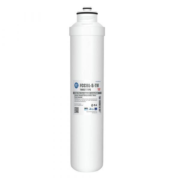 Линейный угольный картридж Aquafilter FCCBL-S-TW