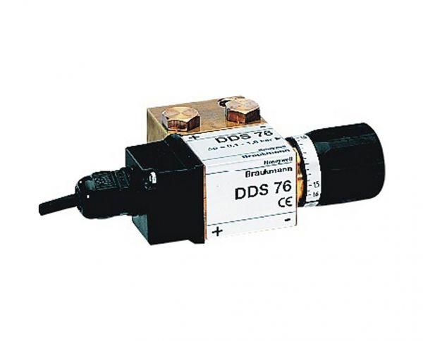 Реле перепада давления Honeywell DDS76-11/2