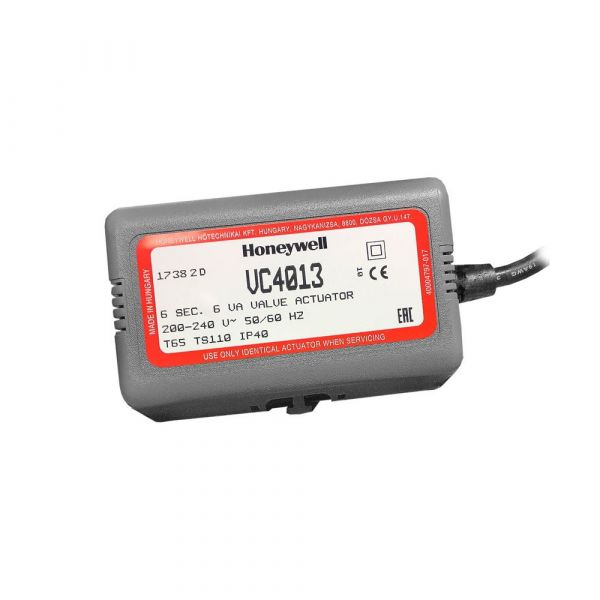Электропривод для зонального клапана Honeywell VC4013ZZ00/U