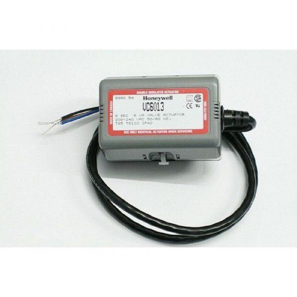 Электропривод для зонального клапана Honeywell VC6013ZZ00/U
