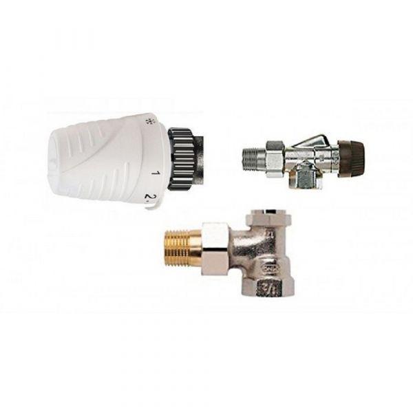 Комплект для подключения отопительных приборов Honeywell VTL320AA15