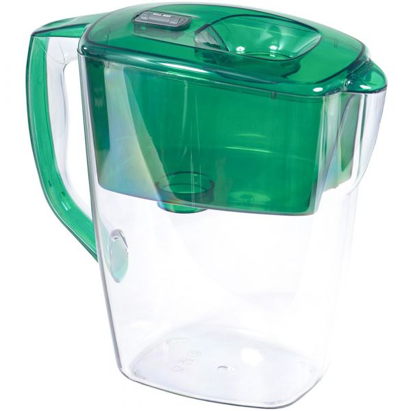 Фильтр-кувшин Гейзер Геркулес зеленый