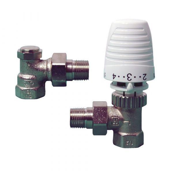 Комплект для подключения отопительных приборов Honeywell VTL320EA15