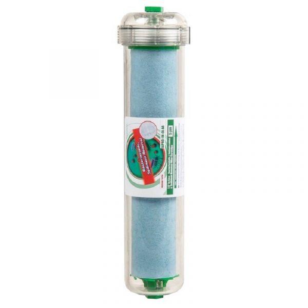 Линейный картридж Aquafilter AIPRO-1M-CL-AB