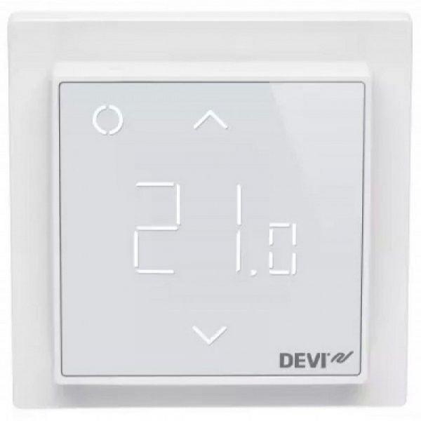Терморегулятор DEVI Devireg Smart Pure White (Белый) 140F1141