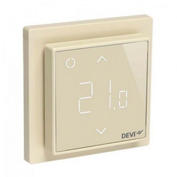 Терморегулятор DEVI Devireg Smart Ivory (Слоновая кость) 140F1142