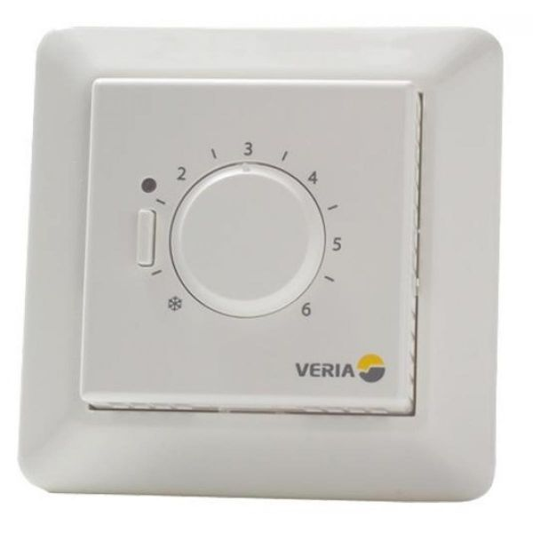Терморегулятор Veria Control B45, механический, макс 15А