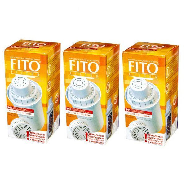 Картридж для фильтра-кувшина Fito Filter К 15 (3 шт)