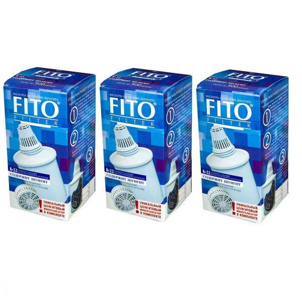 Картридж для фильтра-кувшина Fito Filter К 22 (3 шт.)