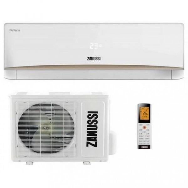 Кондиционер Zanussi  Siena DC Inverter ZACS/I-12 HS/N1 НС-1154400