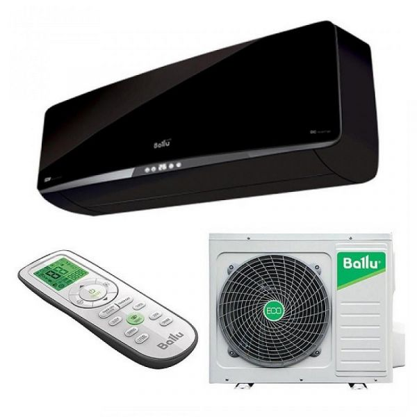 Кондиционер Ballu Platinum DC Inverter R410 BSPI-10HN1/BL/EU НС-1116982