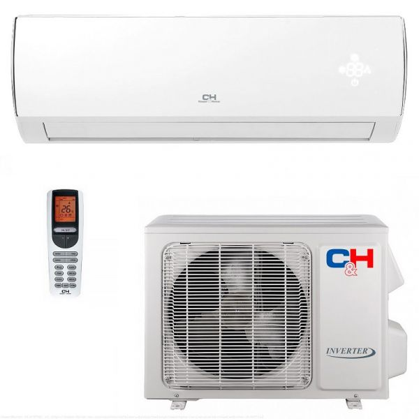 Кондиционер C&H Veritas Inverter R32 CH-S18FTXQ-NG (WI-FI)