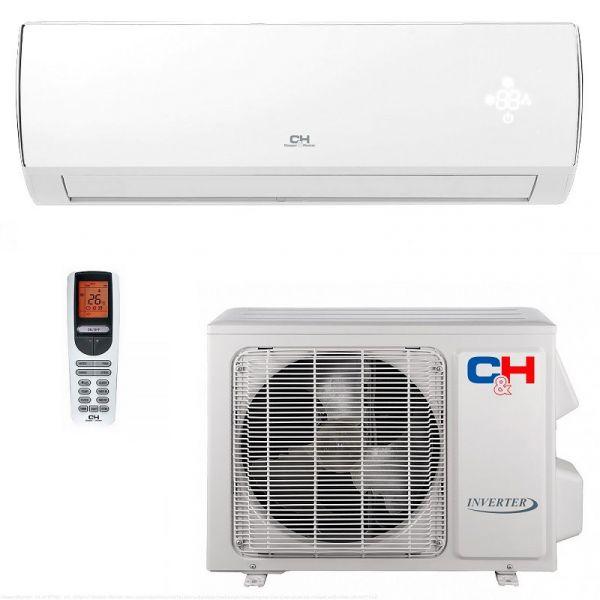 Кондиционер C&H Veritas Inverter R32 CH-S24FTXL2Q-NG (WI-FI)