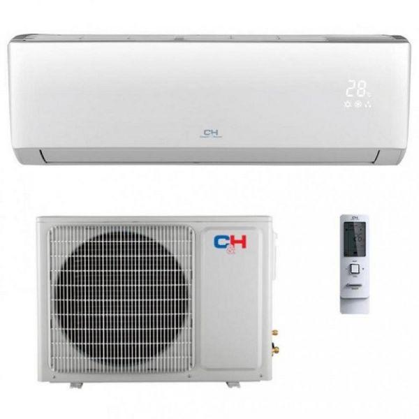 Кондиционер C&H Arctic Inverter Wi-Fi R32 CH-S12FTXLA-NG