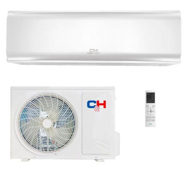 Кондиционер C&H Nordik Premium (White) R32 CH-S09FTXN-PW