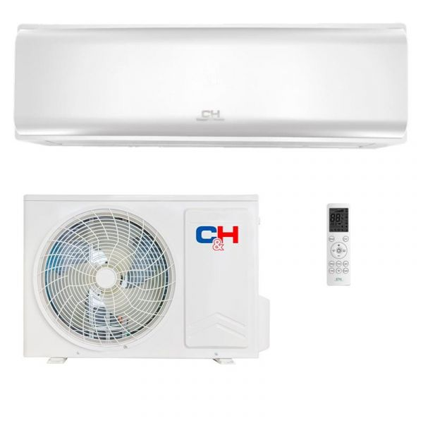 Кондиционер C&H Nordik Premium (White) R32 CH-S18FTXN-PW