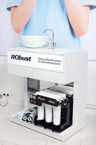 Установка обратного осмоса Ecosoft RObust 1000