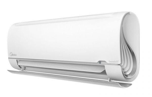 Кондиционер MIDEA BreezleSS DC Inverter  FA-09N8D6-I/FA-09N8D6-O