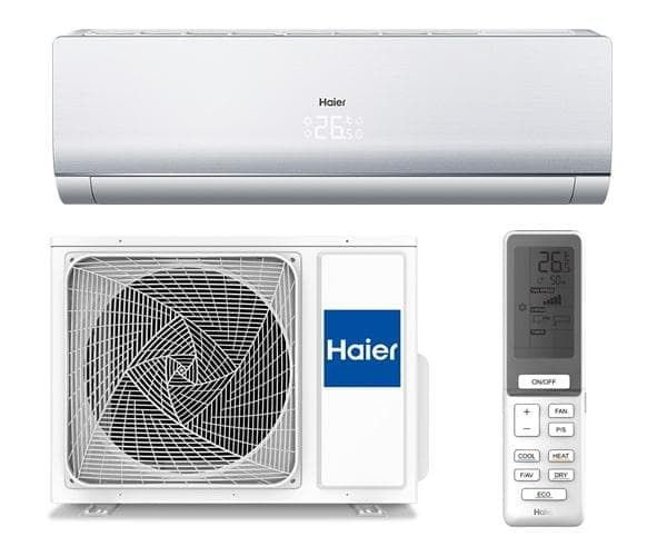 Кондиционер Haier Lightera AS12NS1HRA-WU/ 1U12BS3ERA