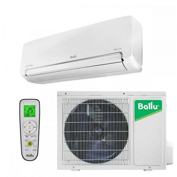 Кондиціонер Ballu Edge DC Inverter BSLI-07HN1 / EE / EU НС-1116970