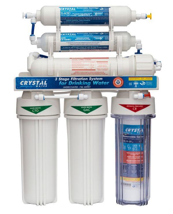 Фильтр обратного осмоса CRYSTAL CFRO-550M