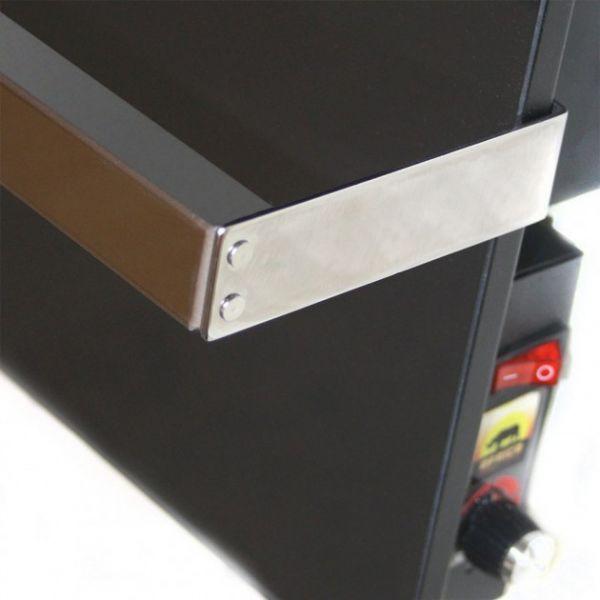 Керамический полотенцесушитель AFRICA LEO grafit (с регулятором мощности)