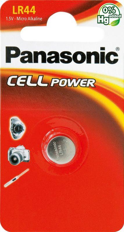 Элемент питания Panasonic LR44
