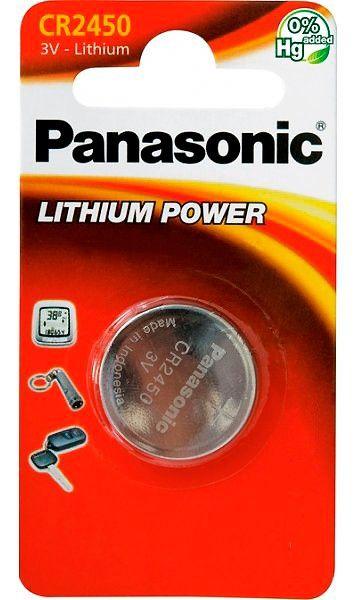 Элемент питания Panasonic CR2450