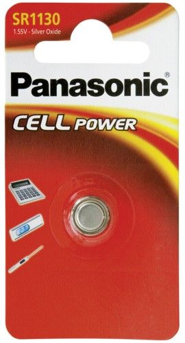 Элемент питания Panasonic SR1130