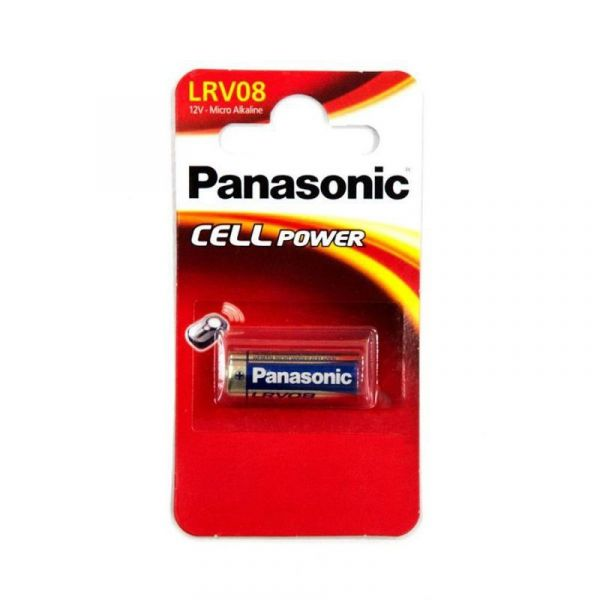 Элемент питания Panasonic micro Alkaline LRV08