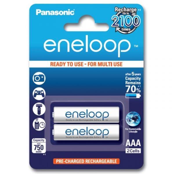 Аккумулятор Eneloop R3 AAA 700 mAh
