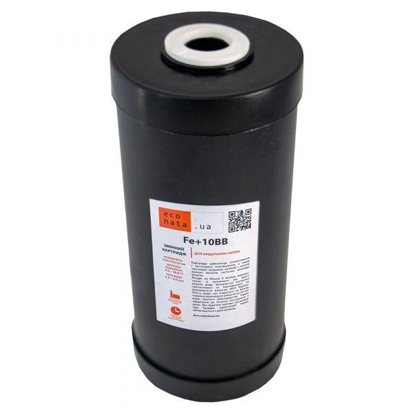 Картридж для устранения железа Ecohata Fe+10BB