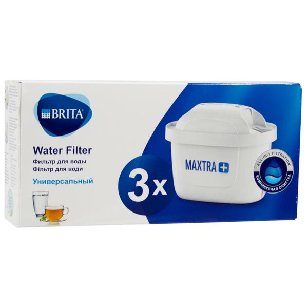 Комплект картриджей для кувшину BRITA Maxtra+ Pack3 (3 шт)